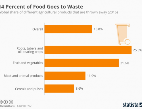 Éves szinten több mint 920 millió tonna élelmiszert dobnak ki a világban, miközben több mint 700 millióan éhséggel küzdenek