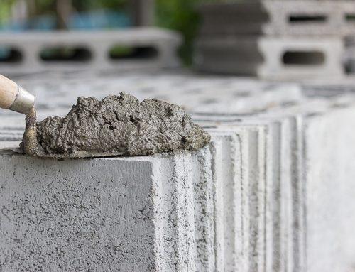 A cementpiac jól példázza az építőipari vállalatok koncentrációját
