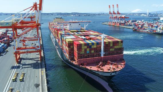 Hová tűntek a konténerek a világkereskedelemből?